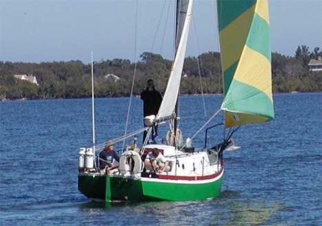 Boatplans Tom Thumb 26