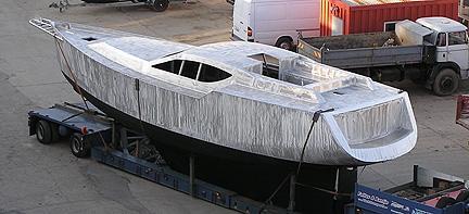 wooden sailboat plans