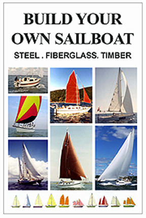 Bruce Roberts BOATBUILDING BOOKS, steel boat plans, boat building, boatbuilding, steel boat kits ...