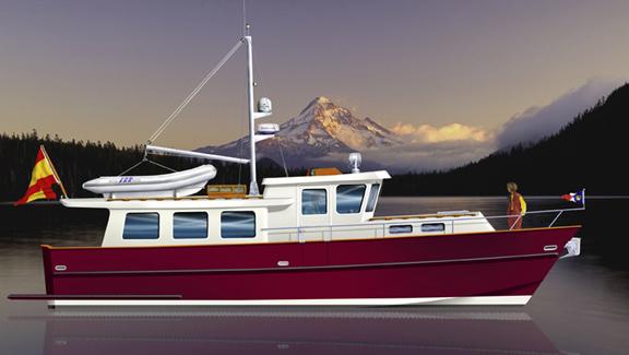 Bruce Roberts boat plans, boat building, boatbuilding, fiberglas sailboats, steel boat kits ...