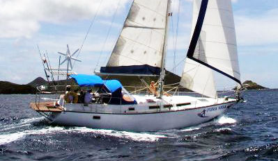 how to build a small wooden sailboat