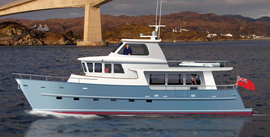 Small Live Aboard Ship Design Plans