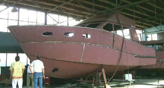 Aluminum Pontoon Boat Building Plans