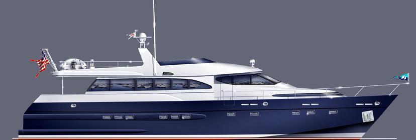 EURO 23, STEEL KITS POWERboat boat building boatbuilding boat plans kits sailboats trawlers ...